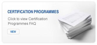 Certification Programmes